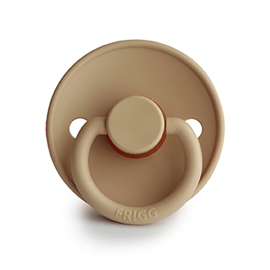 FRIGG Silicone Pacifier (croissant)