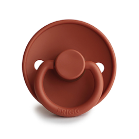 FRIGG Silicone Pacifier (rust)