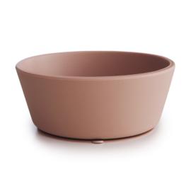 Silicone Suction Bowl - blush
