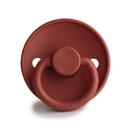 FRIGG Silicone Pacifier (baked clay)