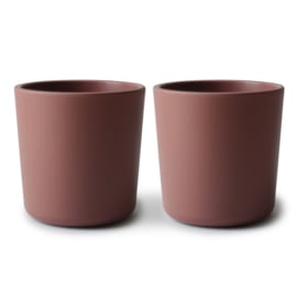 Dinnerware Cup, Set of 2 (Woodchuck)