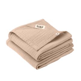 BIBS   Hydrofiele Doek Blush 2-pack