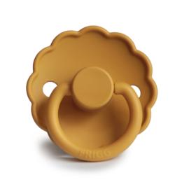 FRIGG Daisy Natural Rubber Pacifier (honeygold)