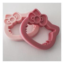 Hello Kitty bijtfiguur