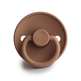 FRIGG Silicone Pacifier (peach bronze)