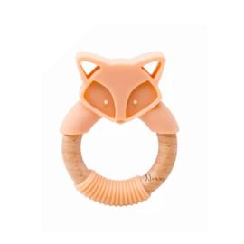 Bijtring Fox | oranje