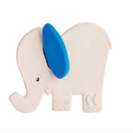 Lanco - Bijtspeeltje Olifant met blauwe oren