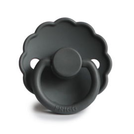 FRIGG Daisy Natural Rubber Pacifier (graphite)