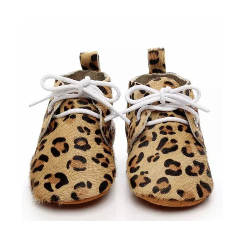 Schoentjes Leopard natural