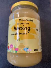 Bloemen honing - van de imker