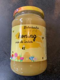 Linde honing - van de imker