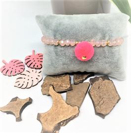 Adana roze glasparel