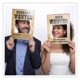 POSTERS · WANTED
