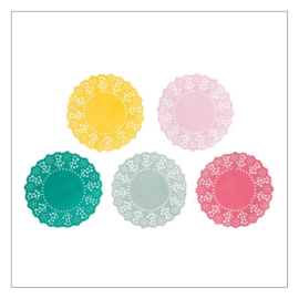 DOILIES KLEIN · FIESTA MULTI-COLOUR