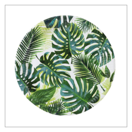 BORDJES · TROPICAL LEAVES · 8ST