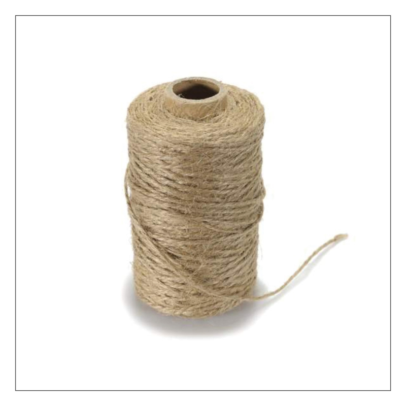 KOORD JUTE · NATUREL 1 MM