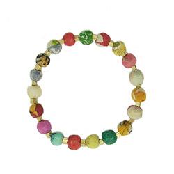 Kantha Dotted Bracelet