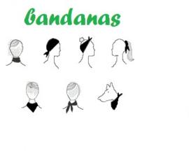 Smateria Bandana 3027