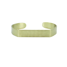 Longitude Cuff Gold