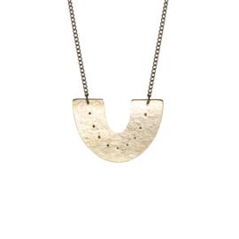 Arch Single Necklace