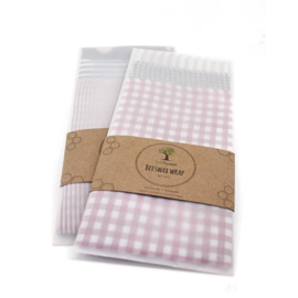 Last Forest Beeswax Food Wrap set/3