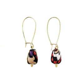 Kantha Kayda Earrings