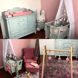 Babykamer voor Wilco