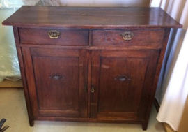 Brocante commode Yinte