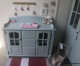 Landelijke babykamer Faye