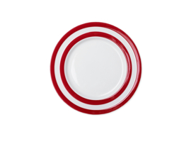 Cornishware red lunchbord