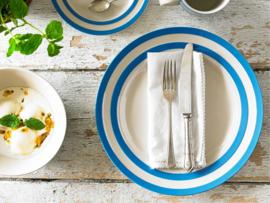 Cornishware Cornishblue dinerbord klein