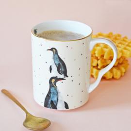 Yvonne Ellen mok Pinguïn