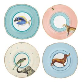 Yvonne Ellen gebaksborden set dieren