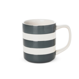 Cornishware Colors mok / beker grijs