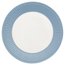 Greengate ontbijtbord Alice Sky blue