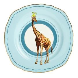 Yvonne Ellen gebaksbord giraffe