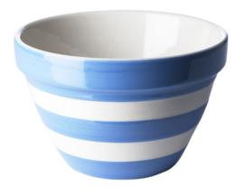 Cornishware Cornishblue pudding schaal blauw