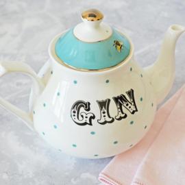 Yvonne Ellen theepot Gin