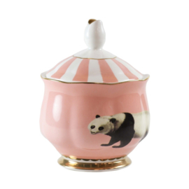Yvonne Ellen suikerpot roze Panda