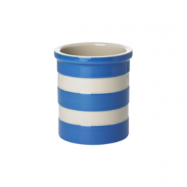 Cornishware Cornishblue bestek pot blauw