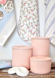 Greengate Alice roze set/3 voorraadpot