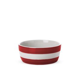 Cornishware red dip schaal