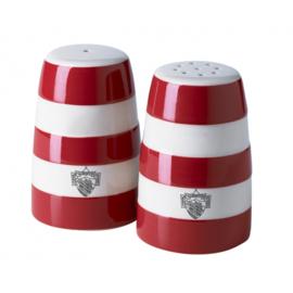 Cornishware Cornish zout en peper set
