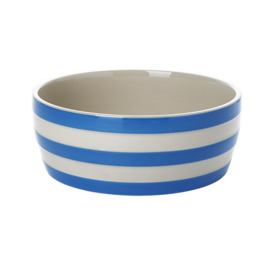 Cornishware Cornishblue diepe schaal blauw