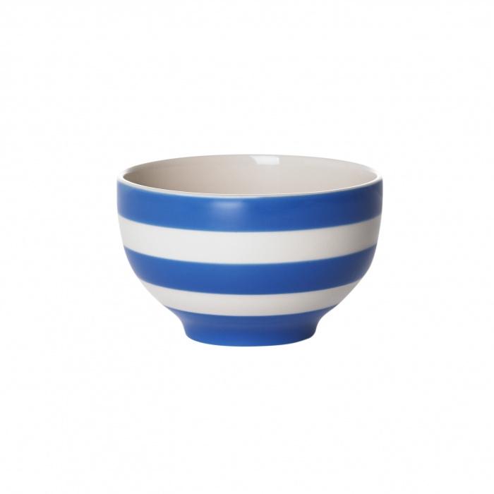 Cornishware Cornishblue kom klein blauw