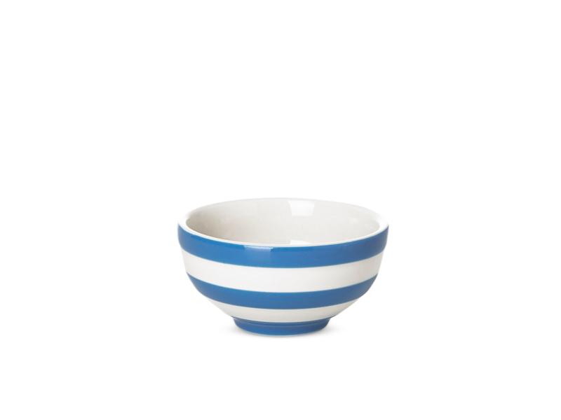 Cornishware Cornishblue schaal blauw klein