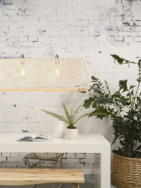 Good&Mojo Komodo hanglamp wit