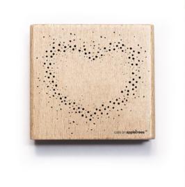 Stempel Confetti hart 27238