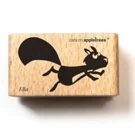 Stempel eekhoorn Ella 2638