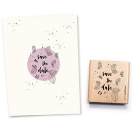 stempel save the date 2588